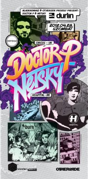Doctor P - Netsky - Dubstepmusic.hu