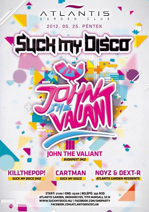 John The Valiant - Atlantis - Dubstepmusic.hu