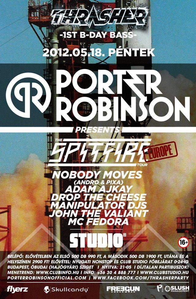 Porter Robinson - Dubstepmusic.hu