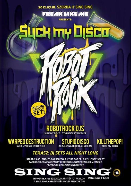 Robotrock SingSing - Dubstepmusic.hu